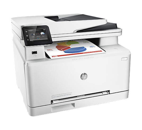 HP Color LaserJet Pro MFP M277dw Color Printer