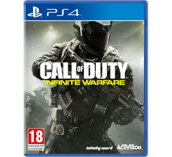 Call Of Duty Infinity Warfare for Sony PS 4 Game Disc