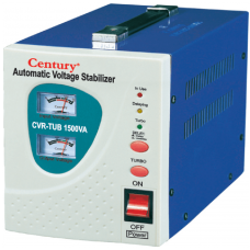 Century 1500W TUB 1.5KVA Stabilizer