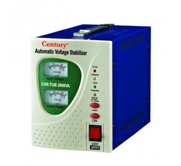 CENTURY 5000VA(5KVA) AUTOMATIC VOLTAGE STABILIZER