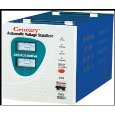 Century 8Kva Automatic Voltage Stabilizer CVR-TUB-8000VA