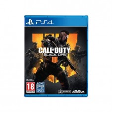 Call Of Duty Black Ops IV PS4 Activision Game For Play Station 4