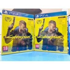 PS4 Cyberpunk 2077 Game CD