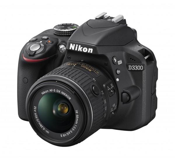 Nikon D3300 24.2 MP With Full Kit