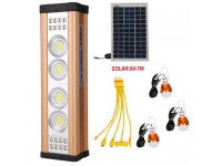 DAT Solar Alumium Lamp System AT-8629 With Solar P..