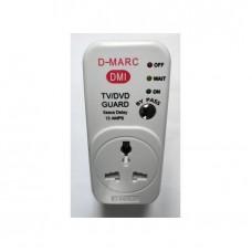D-Marc TV Guard Surge Protection Against Voltage