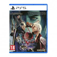 PS5 Devil May Cry 5 Game Special Edition