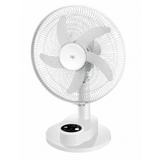 "DP-F103AT 14"" Inches Rechargeable Fan With 6V 4500mAh Strong Battery"