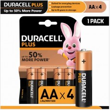 Duracell Plus AA Alkaline Battery