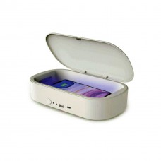 Earldom OD-KFX001 Ultraviolet Rays UV Disinfection Box with Wireless Charger (Prevent COVID19) Sanitizer