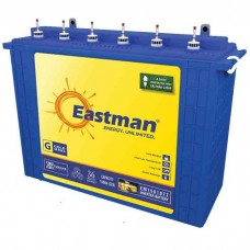 Eastman 200Ah 12V Tall Tubular Battery for Inverter and Solar Power