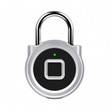 P10 Mini Smart Keyless Fingerprint Lock Waterproof Inteligente Anti-Theft Security Padlock Door Luggage Case