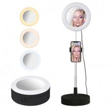 G3 Rectractable Led Selfie Light Multipurpose Ring Light