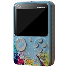 G5 Retro Handheld Game Box Console, Built-in 500 Games Portable Handheld Video Games for Kids and Adult,Support TV
