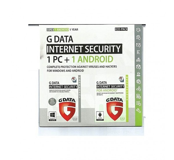 G Data Internet Security  2 in 1