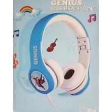 Genius Kids Headphone With Soft Headband