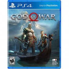 Sony Playstation 4 God Of War - For PS4 Game