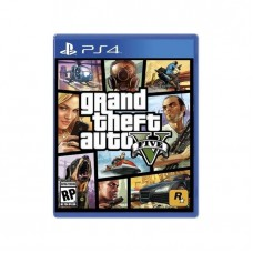 Sony PS4 Grand Theft Auto - GTA V Play Station 4 Game