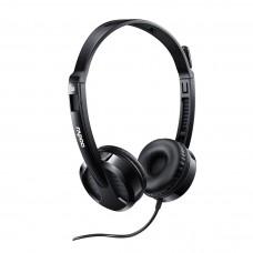Rapoo H100 Wired Stereo Headphone Headset