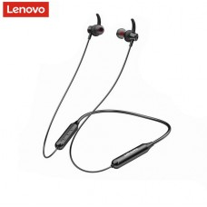 Lenovo H201 Magnetic Wireless Sport Headset Bluetooth Earphone Hifi Sound Neckband Earphones Noise Cancelling with Microphone