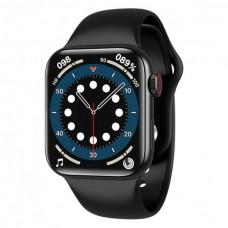 HW22 Pro Smartwatch with Wireless Charging 1.75 Inch HD Screen Series 6 Fitness Sport Smart Watch