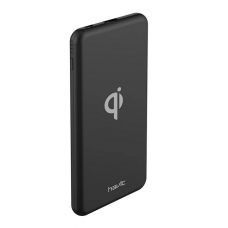 HAVIT H347 Power Bank with Wireless Charging 10,000 mAh