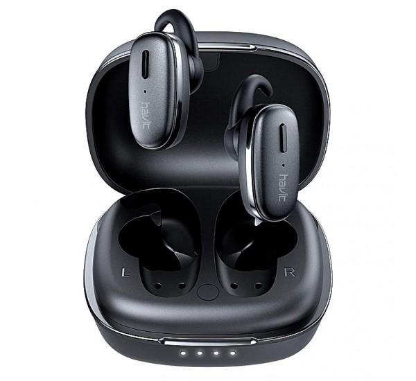 Havit i91 TWS Mini Wireless Earbuds In-ear Waterproof With 450mAh Charging Box