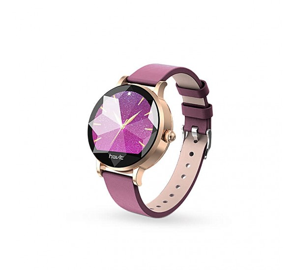 Havit Lady's Smartwatch(30 Days Standby)