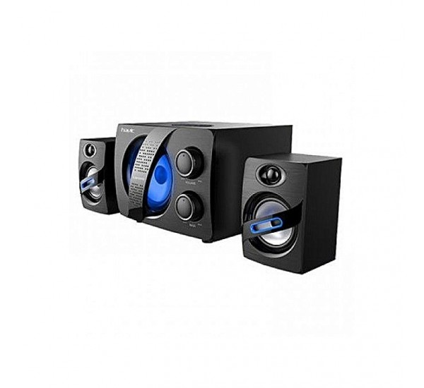 Havit Powerful V2.1 Bluetooth MultiMedia Sub-woofer  HV-SF5625BT - Black