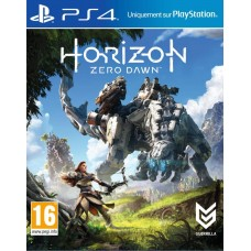 PS4 Horizon Game CD