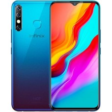 Infinix HOT 8 6.6'' (X650B) 4G LTE, HD+ AndriodTM 9 Pie, CPU - 2.0GHz (2GB RAM, 32GB ROM) (13+2MP/Rear & 8MP/Front) 5000mAh