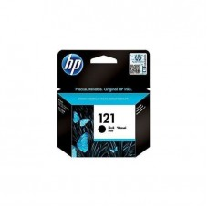 Hp 121 Black Genuine Ink Advantage Cartridge