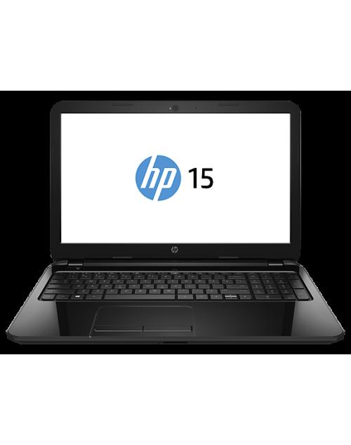 HP 15 Ay014nia | Intel Dual core Processor N3710 | 1 TB HDD | 4GB  RAM | 15.6 Inches | Window 10
