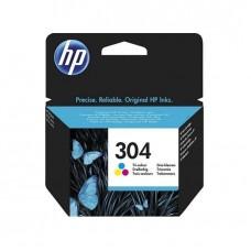 Hp 304 Tri-color Genuine Ink Cartridge