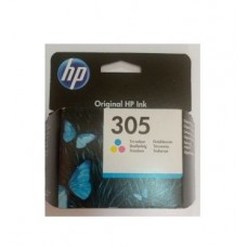 Hp 305 Colour Ink Cartridge - Tri-colour