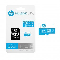 HP 32 GB SDHC UHS Class 1 80 MB/s Memory Card