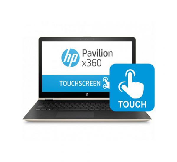 HP Pavilion x360 15.6'' Convertible NoteBook Laptop Intel Core i5-7200U 2.5GHz 8GB RAM 1TB HDD Intel HD