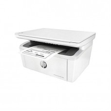 Hp Laserjet Pro MFP M28a All In One Printer. (Print + Scan + Photocopy)