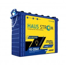 Hausstrom 12v 220AH Tall Tubular Battery