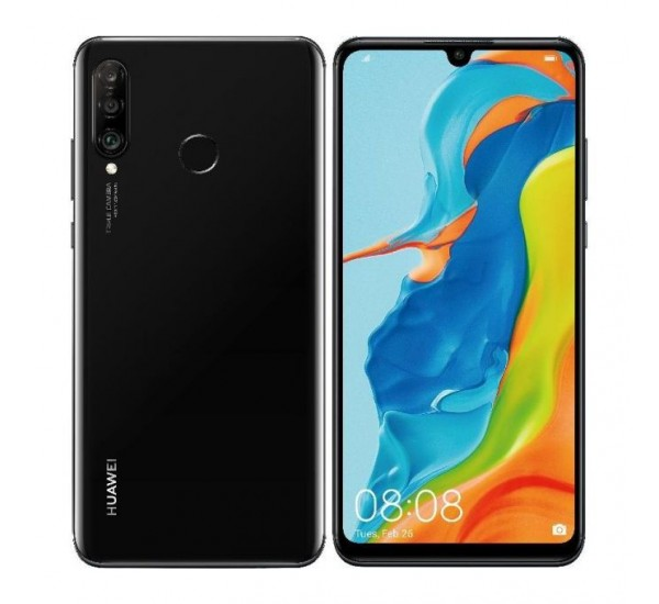 Huawei P30 Lite (6.15'',Andriod 9.0, 6GB/128GB, REAR CAMERA 48MP+8MP+2MP,Selfie 24MP,3340mAh,4G)