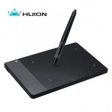 HUION H420 Tablet Graphics Drawing Signature Pad + Digital Pen with 3 Express Keys OSU For Photoshop, cORELdRAW, Illustrator, etc