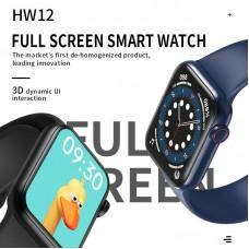 HW12 Smart Watch 1.57' Bluetooth, Call, Music Player, Heart-Rate Monitor SmartWatch