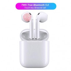 i18 TWS Wireless Bluetooth Touch Control Stereo Airpods Earphones Headsets