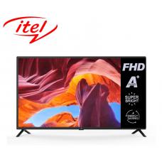 Itel 43″ A4310BE FULL HD FHD TV With Energy Savings, 20W Speaker