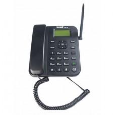 Imose IM-10 Dual SIM Desktop GSM Land Phone With FM Radio, Strong Signal, Answering Machine