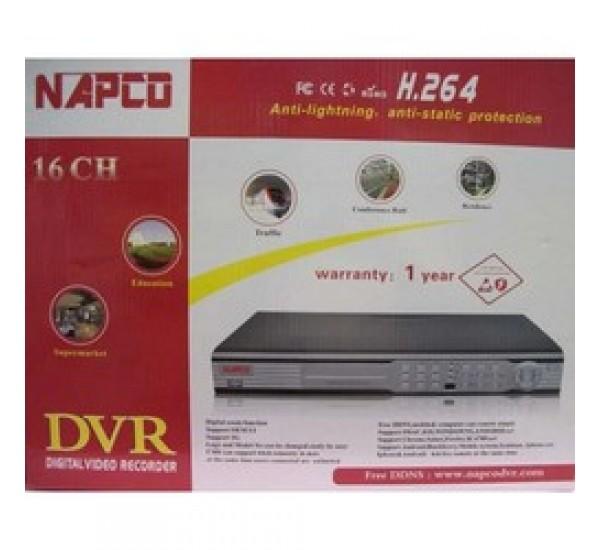 Napco 16 Channel DVR NA-9000