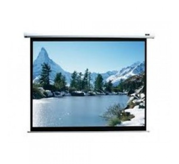 72 X 72 Electric/motorised Projection Screen