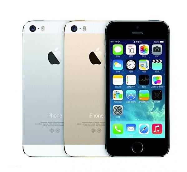 Apple IPhone 5S 16GB Smartphone 4.0 Inch 640 X 1136 Pixels