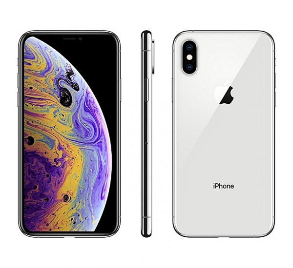 Apple IPhone XS Max (4GB RAM, 64GB ROM) IOS 12 (12MP + 12MP)+7MP (Dual Sim)