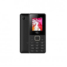 Itel 2160 Wireless FM, Bright Torchlight, Call Recorder, Dual SIM  (Special Offer)